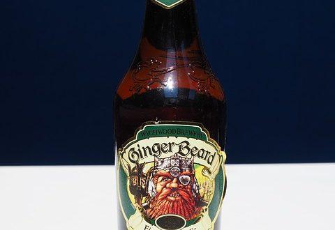 Wychwood Ginger Beard Bier Ale Ingwerbier