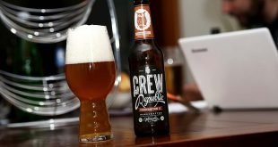 Crew Republic Foundation 11 IPA Glas Flasche