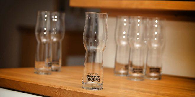 Bierdegustationsglas