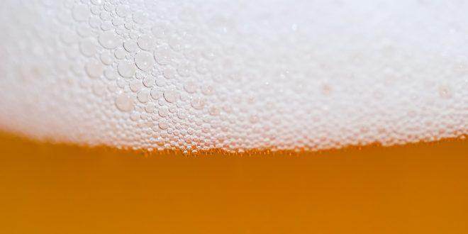 Bier, Schaum