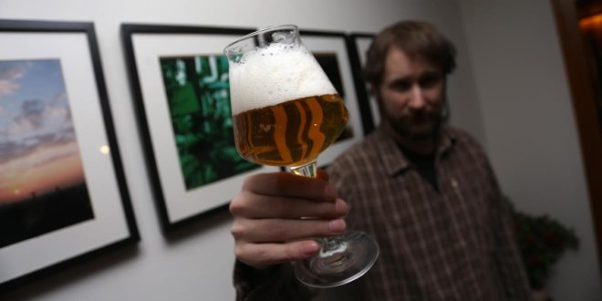 Bierverkostung, Degustationsglas