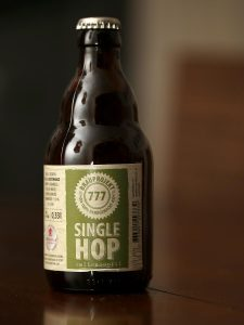 Brauprojekt 777 Single Hop