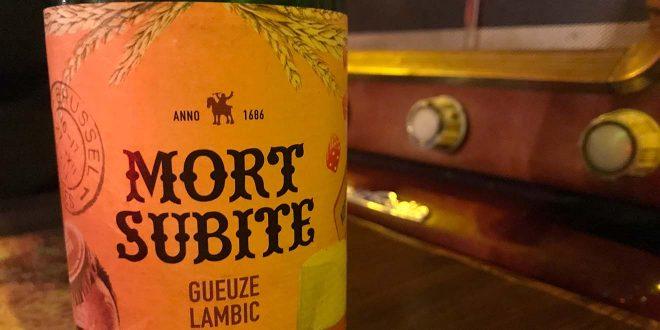 Mort Subite Gueuze Lambic