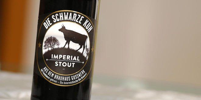 Schwarze Kuh Imperial Stout Gusswerk